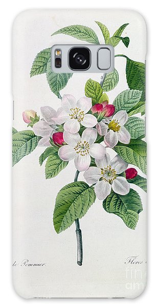 Apple Blossom Galaxy Case