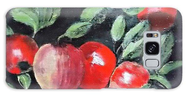 Apple Bunch Galaxy Case by Francine Heykoop