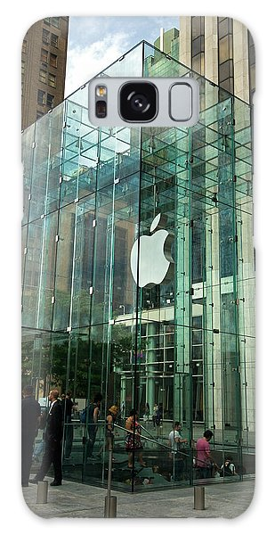 Apple Galaxy Case