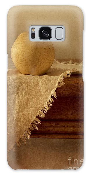 Apple Pear On A Table Galaxy Case
