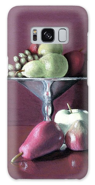 Apple  Pears And Grapes Galaxy Case