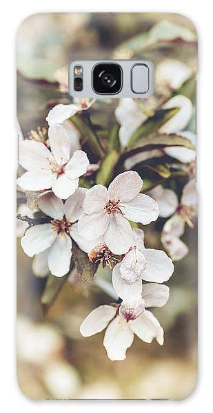 Galaxy Case featuring the photograph Apple Spice by Christi Kraft
