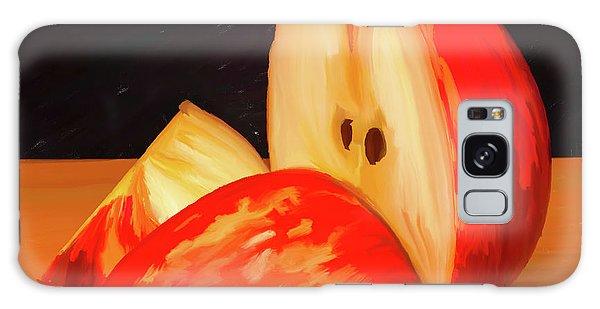 Apple Study 01 Galaxy Case by Wally Hampton