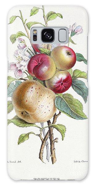 Apple Tree Galaxy Case by JB Pointel du Portail