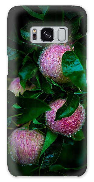 Apples After The Rain Galaxy Case