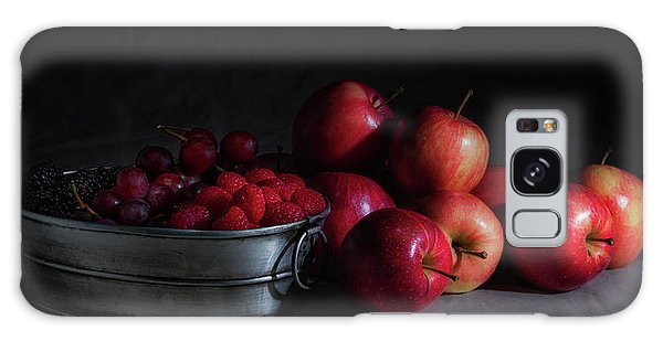 Apples And Berries Panoramic Galaxy S8 Case