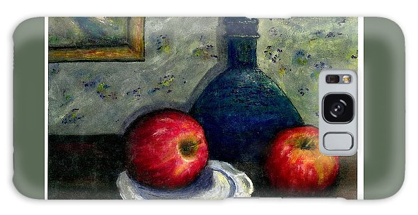 Apples And Bottles Galaxy Case
