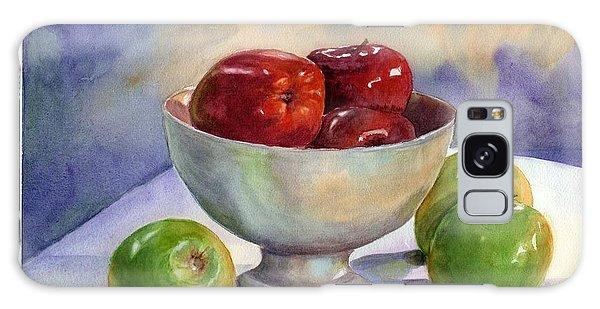 Apples - Yum Galaxy Case