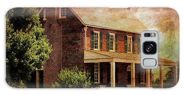 Us Civil War Galaxy Case - Appomattox Court House By Liane Wright by Liane Wright