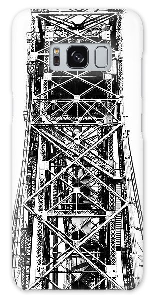 Aerial Lift Bridge-duluth, Mn Galaxy Case