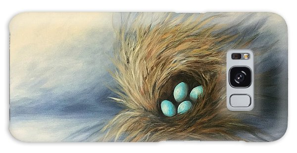 April Nest Galaxy Case