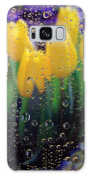 April Showers Galaxy Case