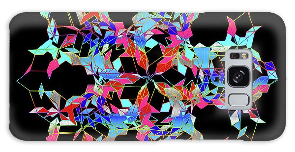 Aqua Extreme Mandala Galaxy Case