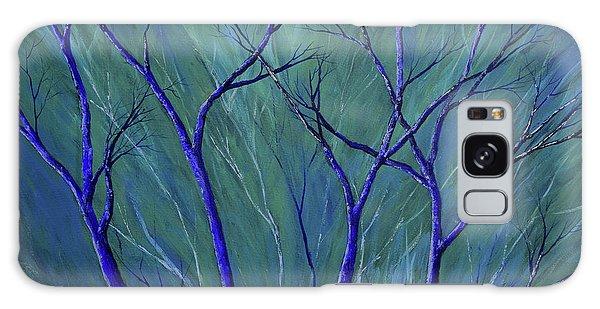 Aqua Forest Galaxy Case