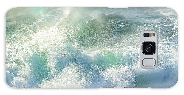 Aqua Surge Galaxy Case