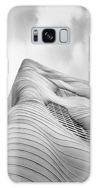 Building Galaxy Case - Aqua Tower by Scott Norris