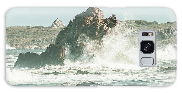 Wind Power Galaxy Case - Aquatic Spray by Jorgo Photography - Wall Art Gallery