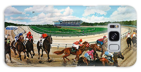 Aqueduct Racetrack Galaxy Case