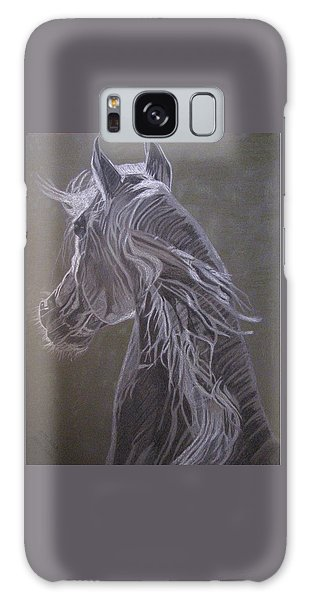 Arab Horse Galaxy Case