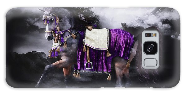Arabian Horse  Shaitan Galaxy Case