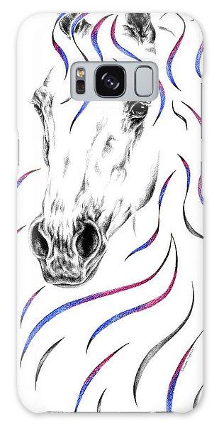 Arabian Horse Style Galaxy Case