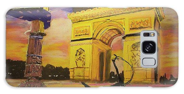 Arc De Triomphe Galaxy Case