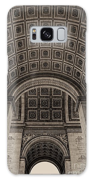 Arc De Triomphe Interior Galaxy Case
