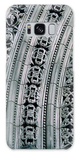 Galaxy Case featuring the photograph Arch I by Kenneth Campbell