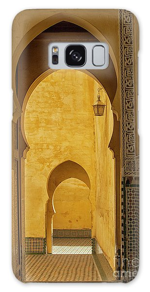 Arched Doors Galaxy Case
