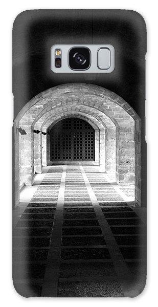 Arched Hallway In Palma Galaxy Case