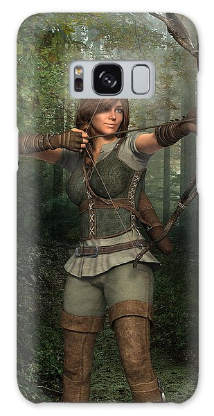 Archer In The Forest Galaxy Case