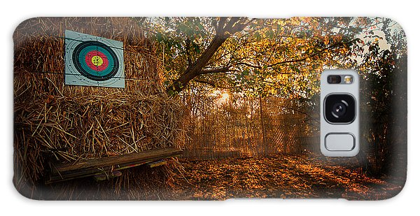 Archery Autumn Galaxy Case by Tim Nichols