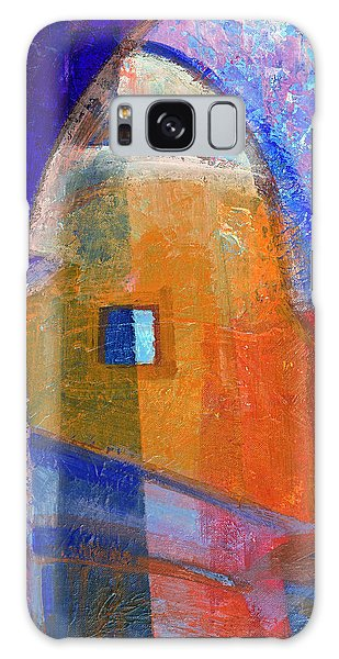 Arches And Window Galaxy Case by Walter Fahmy