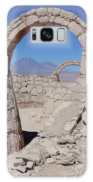 Pukara De Quitor Arches Galaxy Case
