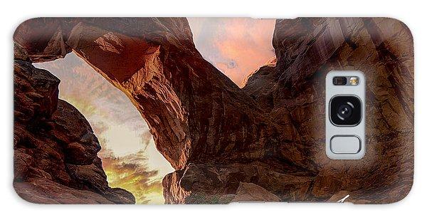 Arches Galaxy Case by Jason Naudi