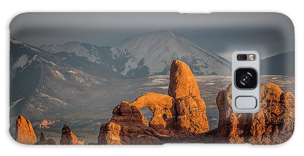 Arches National Park Galaxy Case
