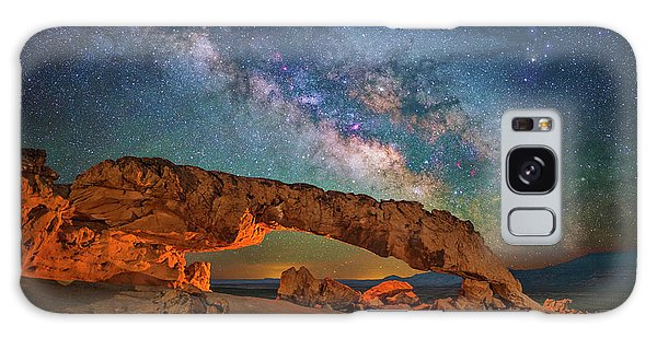 Arching Over The Arch Galaxy Case