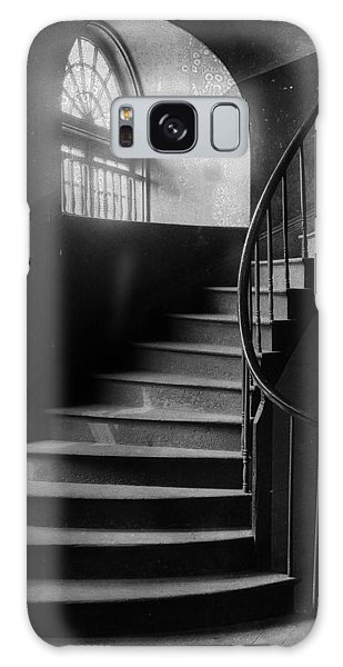 Arching Stairwell Galaxy Case