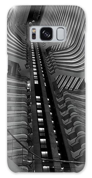 Architectural Beauty Galaxy Case