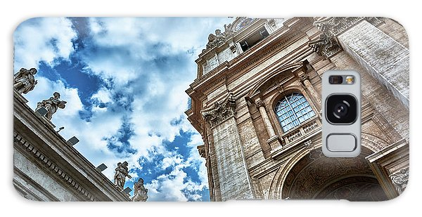 Architectural Majesty On Top Of The Sky Galaxy Case
