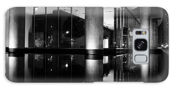 Architectural Reflecting Pool 2 Galaxy Case