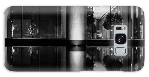 Architectural Reflecting Pool Galaxy Case