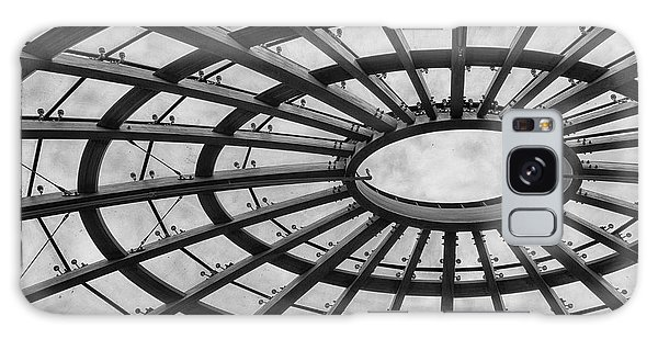 Architecture Bw 8x12 Galaxy Case