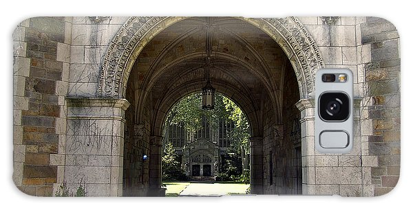 Archway To Education Galaxy Case
