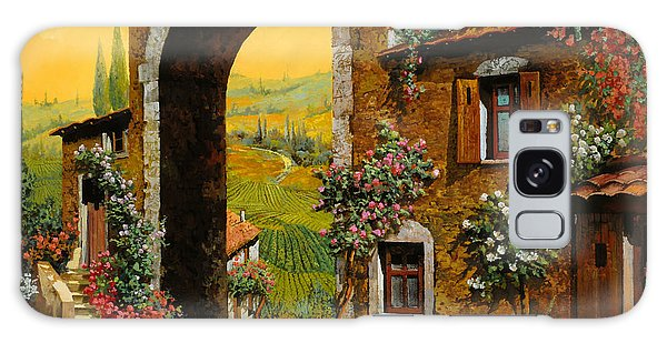 Borelli Galaxy Case - Arco Di Paese by Guido Borelli
