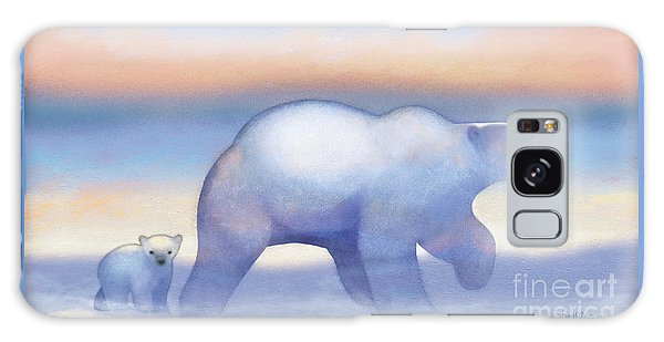 Arctic Bears, Journeys Bright Galaxy Case