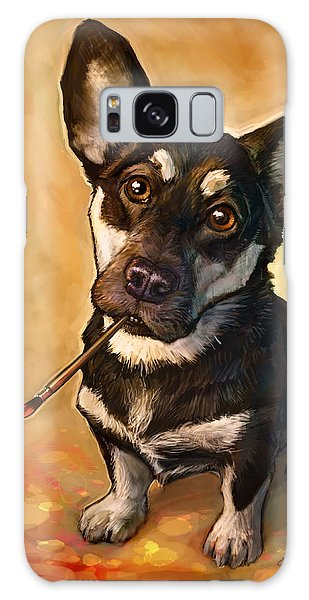 Dog Galaxy S8 Case - Arfist by Sean ODaniels