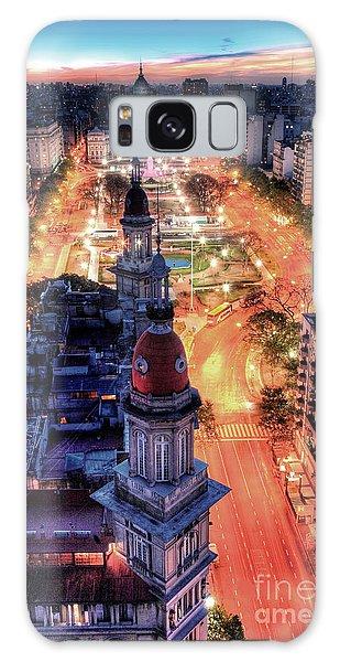 Argentina National Congress Galaxy Case