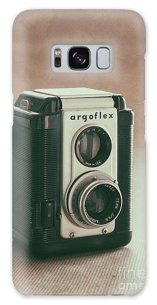 Galaxy Case featuring the photograph Argoflex by Ana V Ramirez