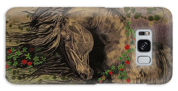 Aristocratic Horse Galaxy Case by Melita Safran